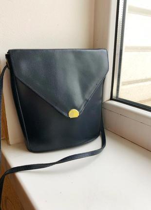 Кожаная сумочка, 100% натуральная кожа