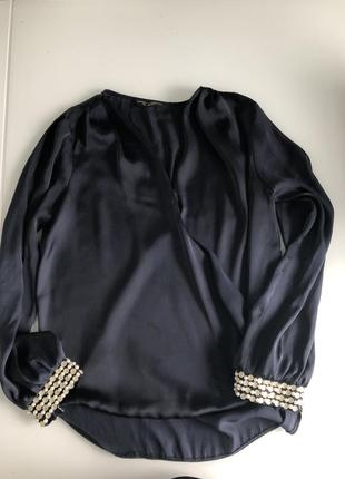 Блуза на запах dorothy perkins
