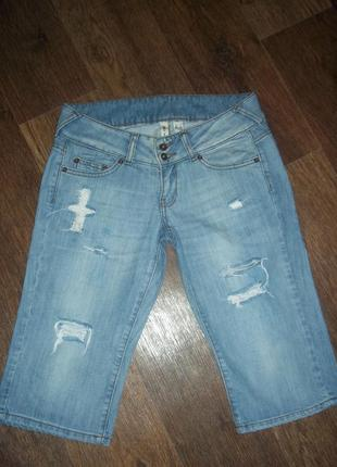 Женские бриджи шорты