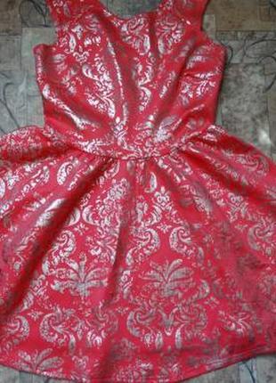 Шикарное платье юбка солнце club l (подойдет на осень, плотная ткань)