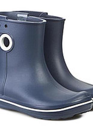 Crocs jaunt - короткие резиновые сапоги - w7 w9 - 37 - 38 - 39 - 40