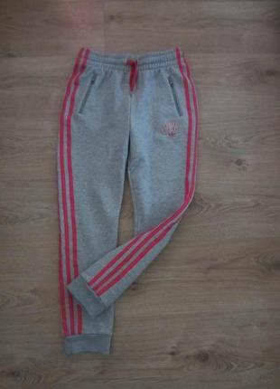 Спортивные штаны adidas, оригинал, р.xs-s