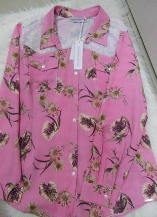 Блуза новой коллекции 2018
