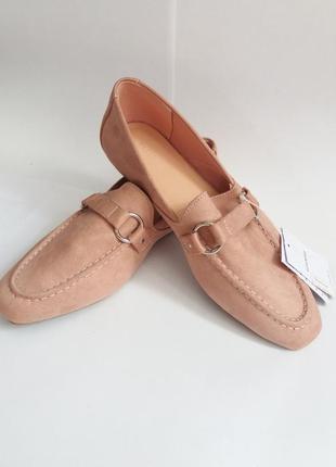 Лоферы,женские балетки,туфли без каблука