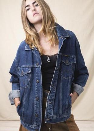 Куртка джинсовая бойфренд levis.синяя джинсовка джинсовая куртка жакет пиджак oversize