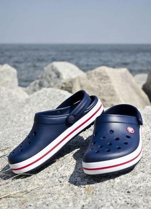 Crocs crocband кроксы сабо цвета и размеры в наличии