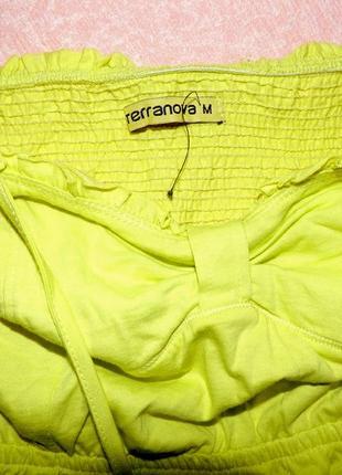 Сарафан женский яркий пляжный terranova. распродажа смотрите другие мои вещи