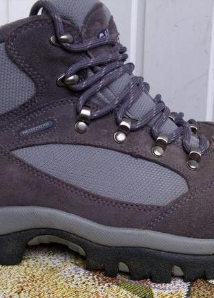 Треккинговые ботинки hi-tec waterproof