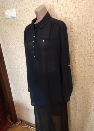 Шикарная блуза 52-54 размер