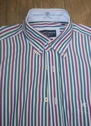 Рубашка мужская ворот 39/40 размер 48   котон 100%
