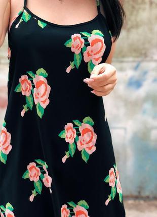 Платье в цветы hearts&bows