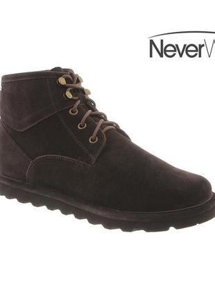 Bearpaw rueben - натуральные зимние ботинки - 43р - 44р - 28, 5см