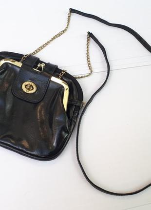 Маленькая стильная сумка crossbody от atmosphere испания новая винтажный стиль