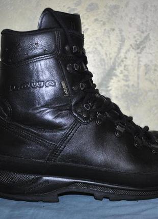 Треккинговые, туристические, кожаные ботинки lowa