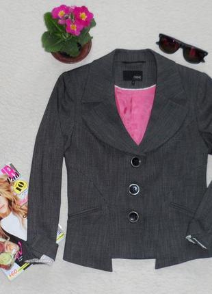 Стильный пиджак, жакет от next