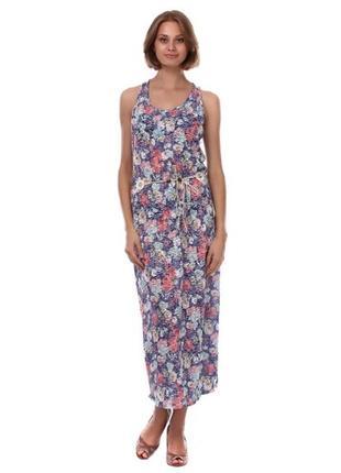 Новое летнее платье макси сарафан piazza italia