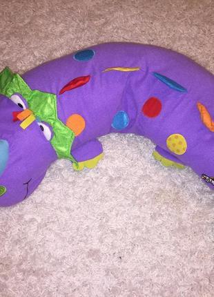 Большая игрушка - подушка galt.