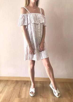 Платье летнее сарафан lefties s