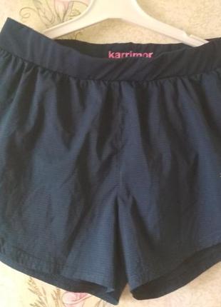 Фирменные споривные шорты karrimor