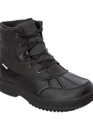 Bearpaw lucas - зимние ботинки на меху - 45р - 30см