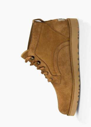 Новые ботинки зимние на меху ugg bethany 37,5 замшевые натуральная кожаные