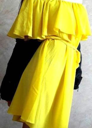 Люксовое платье миди new look