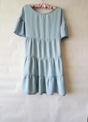 Платье джинс c&a