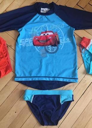Комплект аксессуаров для купания, 4-6 лет