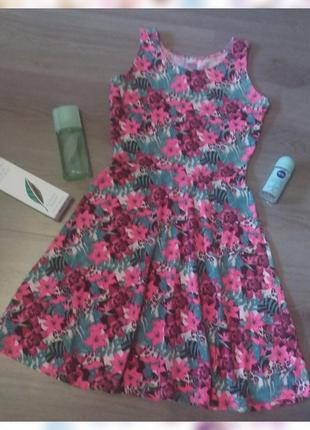 Ярчайшее платье f&f