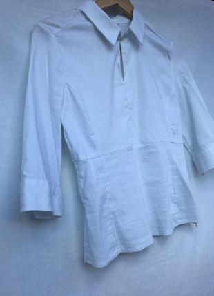 Белая рубашка tally weijl