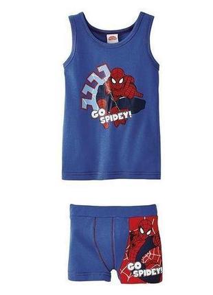 "Набор lupilu ""spider man"", размер 98/104"