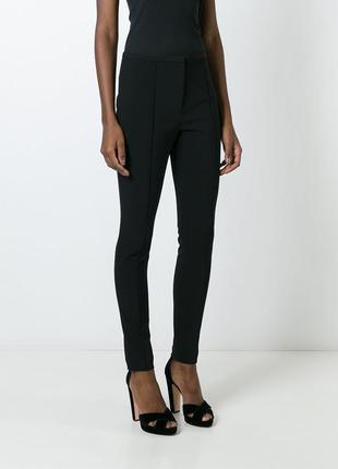 Черные новые штаны лосины h&m с биркой