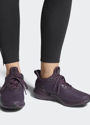 Кроссовки для бега adidas alphabounce 1 w-оригинал