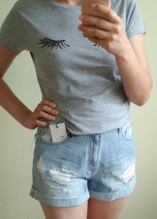 Рваные джинсовые шорты forever21, в наличии xs s m 28