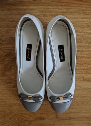 Кожаные качественые туфли лодочки tanca (турция) 100% кожа + клатч в подарок