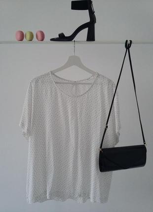 Opus  стильная блуза прямой силуэт..#00176