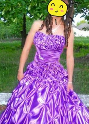 Бальное платье, выпускное, в идеальном состоянии!!!