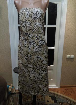 Супер платье, котон , элегантное