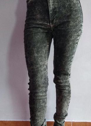 Джинсы, дженегсы, джинсы с высокой талией