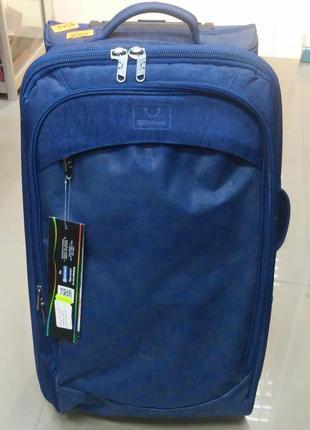 Чемодан-сумка на колесах