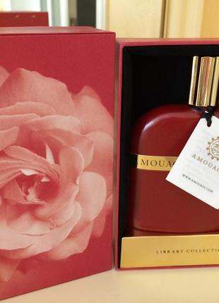 Amouage opus ix the library collection