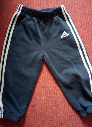 Спортивные штаны 86-92см