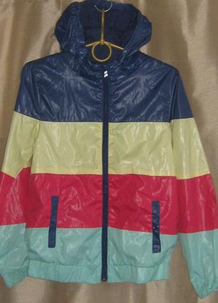 """Легкая куртка для девочки """"crash one""""10-12 лет, из германии"""