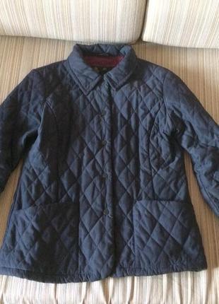 Демисезонная куртка barbour