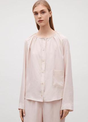 Пижамная блуза cos / s