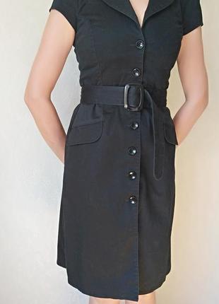 Офисное платье-халат orsay, р. 36