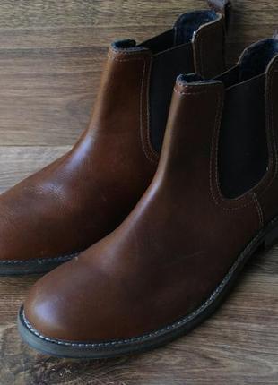 Dickies chelsea челси ботинки туфли