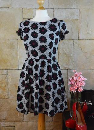 1+1=3! -легкое платье на лето в цветочный принт от new look