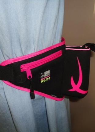 Спортивная сумка на пояс karrimor.