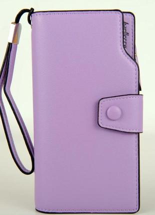 Женский клатч baellerry business woman new purple